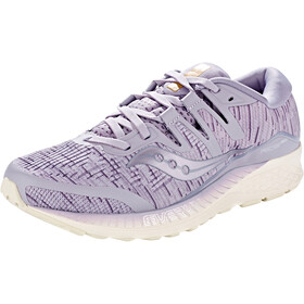 saucony Ride ISO Chaussures Femme, purple shade